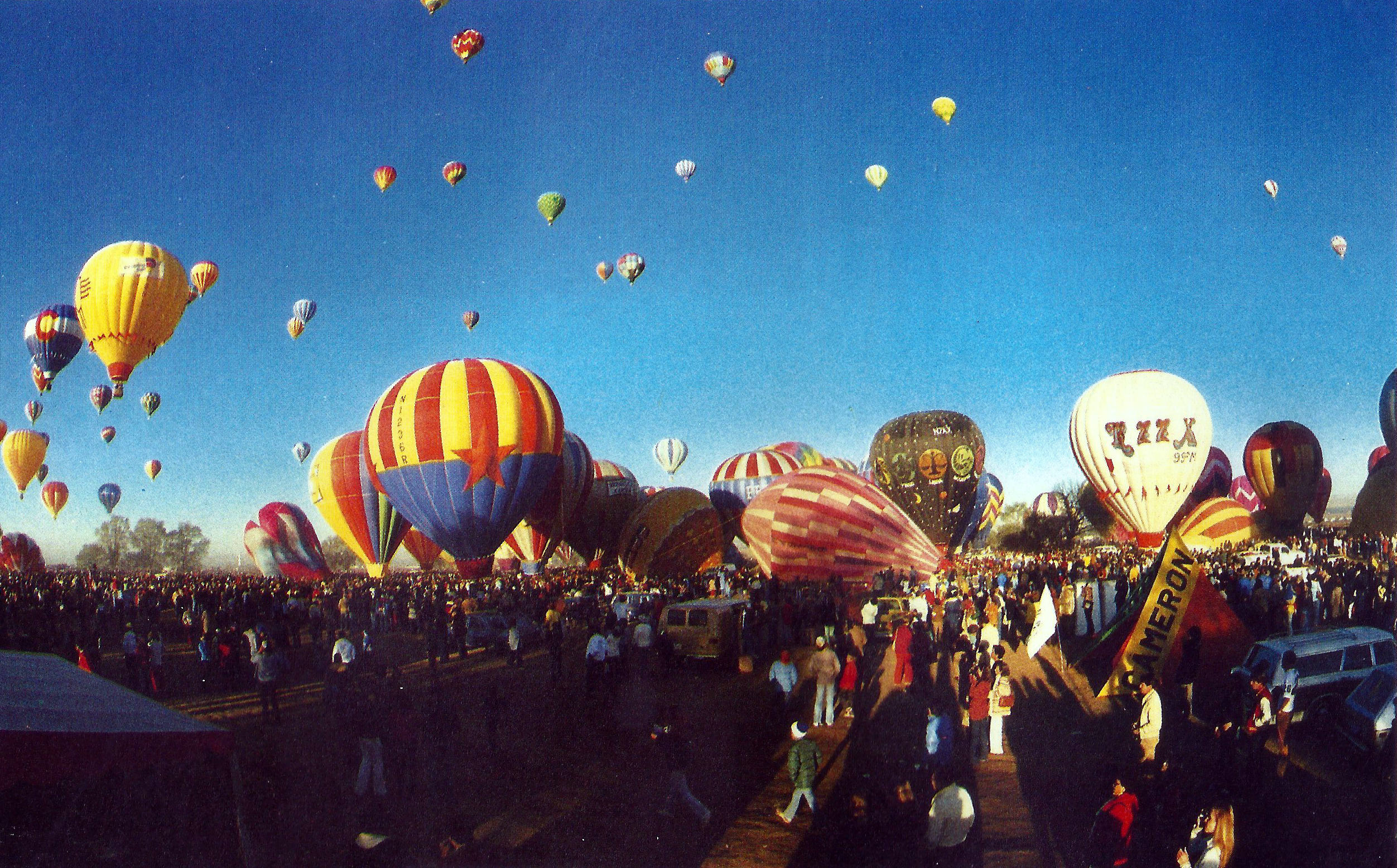 Balloon Fiesta, 1979
