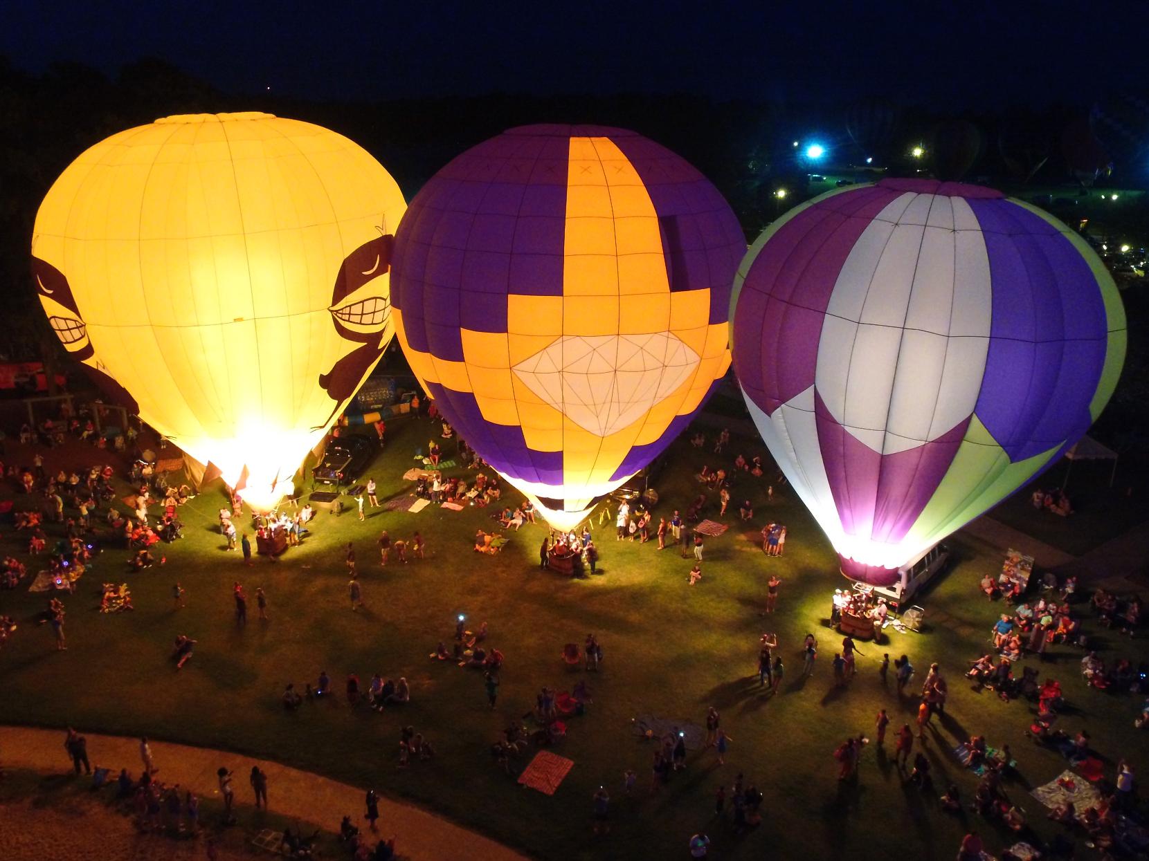 Balloon Glow 2015