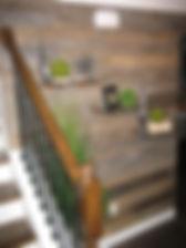 Barn-wood, custom accent walls
