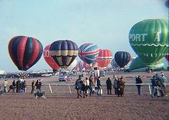 Balloon Fiesta History