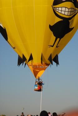 Balloon Fiesta competition