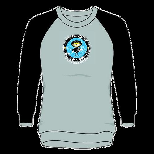 Adult Women's, Baby Rib, ¾ Sleeve, Raglan T-shirt