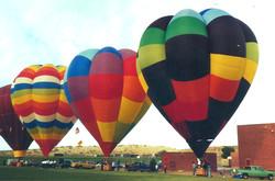 Cameron Balloons, 1989