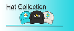 Hats - One Size Fits Most