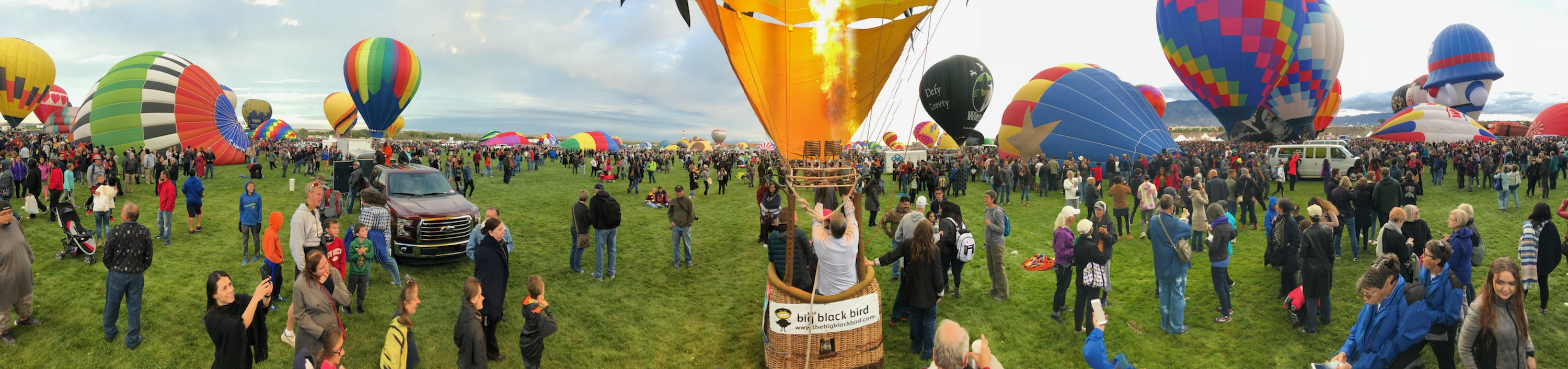 Balloon Fiesta 2018