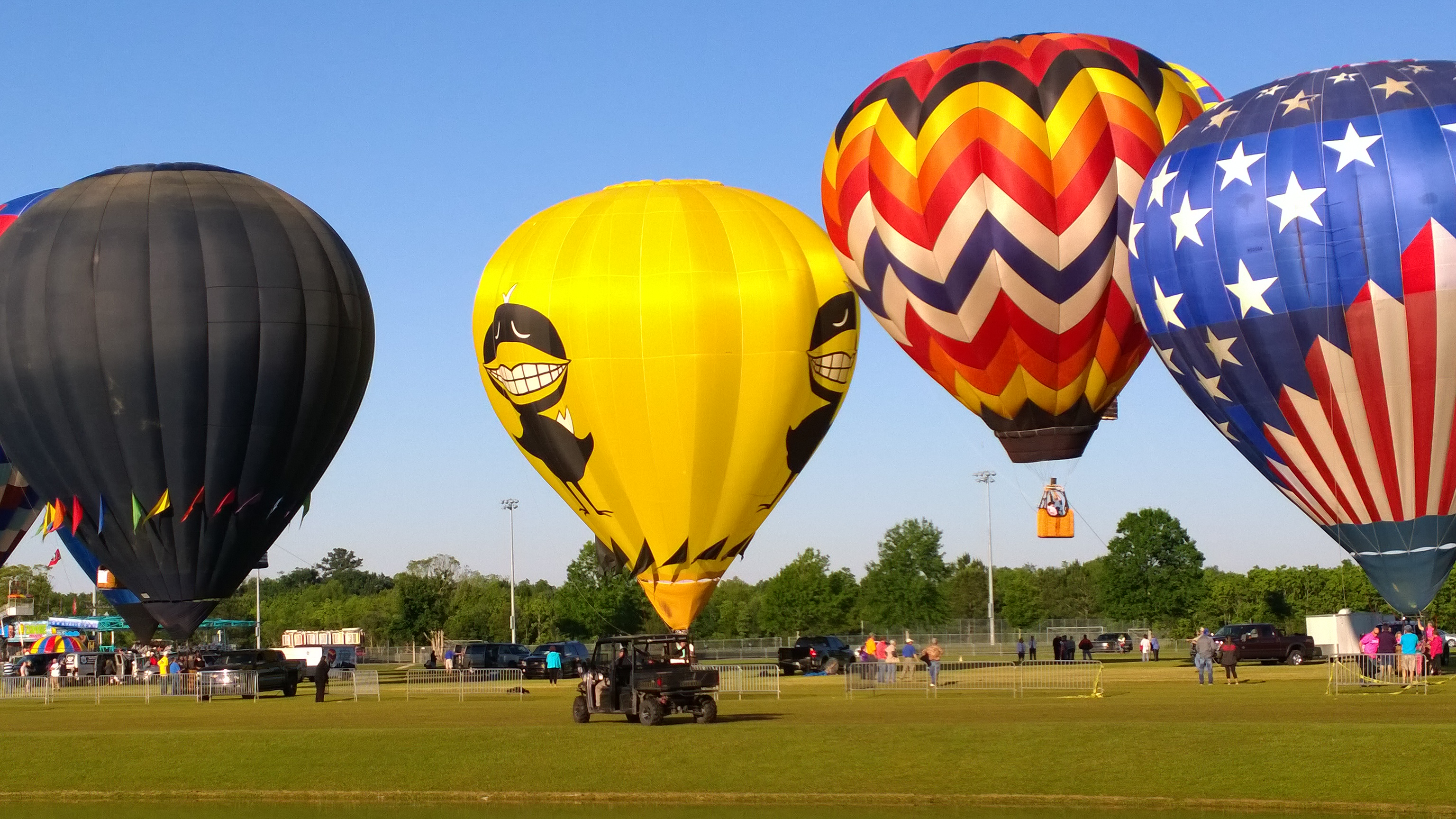 Gulf Coast Balloon Festival 2017