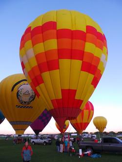 Balloon Fiesta Park May 2013