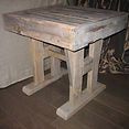 Rustic Creations barn wood tables
