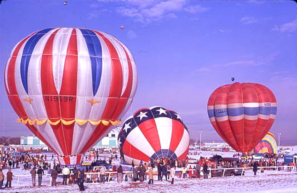 Balloon Fiesta 1973
