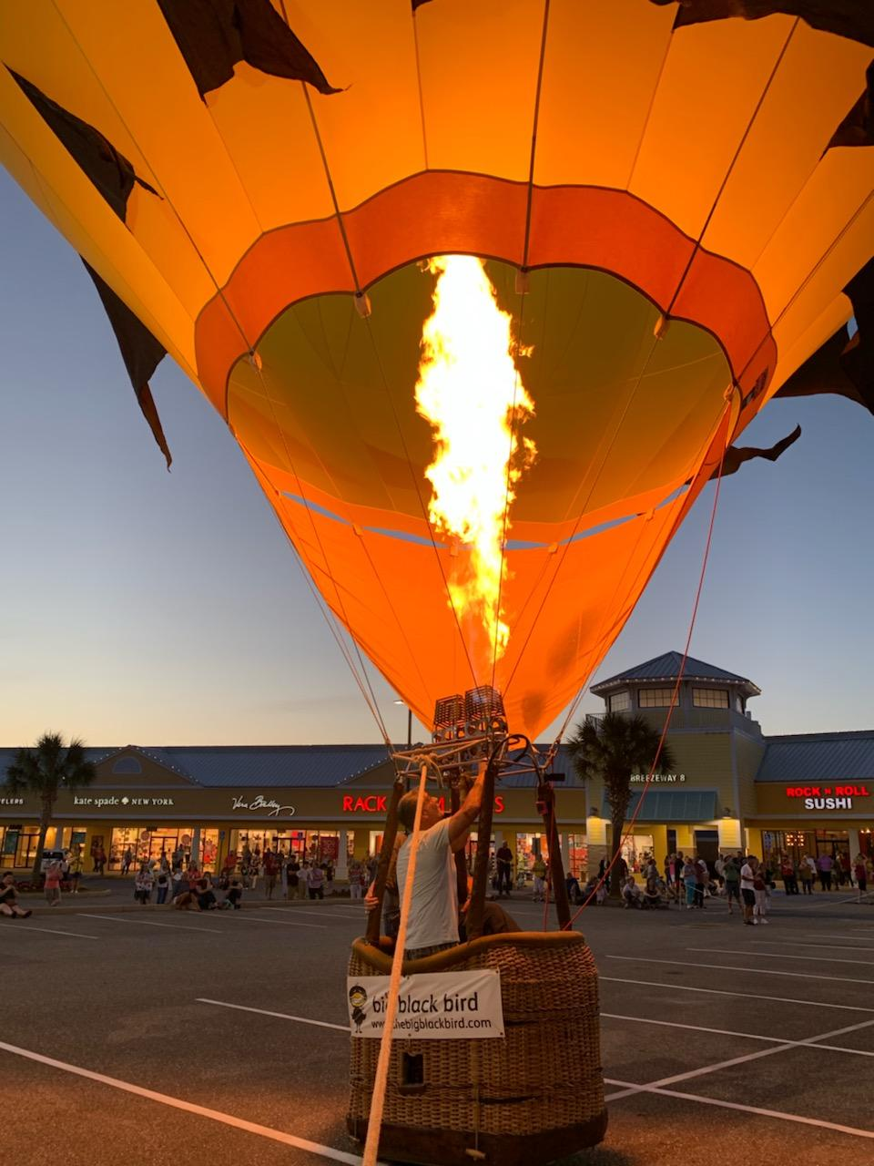 Gulf Coast Balloon Festival, 2019