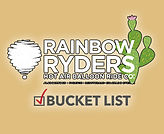 RAINBOW RYDERS PARTNER TILE DFBE7F W OUT
