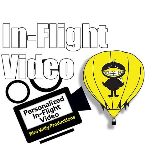 Pernonalized In-Flight Video