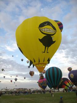 Balloon Fiesta 2009