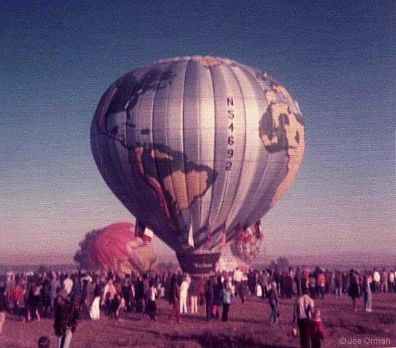 World Balloon, 1978