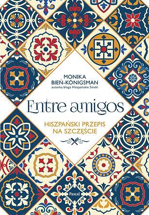 ksiazka Entre amigos-hiszpanski sposob n