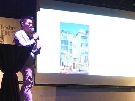 #Johor Design Insight 2017 Keynote Speaker.