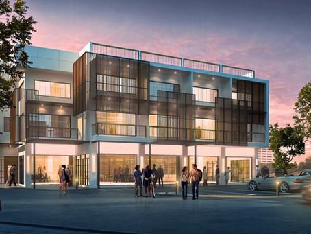 #Ruamphaet Clinic Building