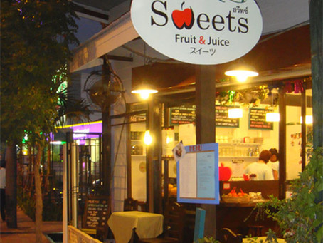 #Sweet Smoothie Shop