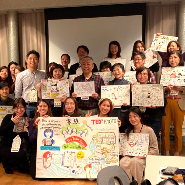 Visual Thinking Workshop in Japan