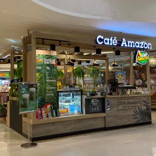 Cafe Amazon เชียงราย Decomoda studio เซ็