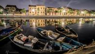 Hoi An by night, Vietnam