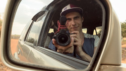 Self-portrait-in-african-car