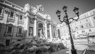 Fontana di Trevi, Roma, Italy
