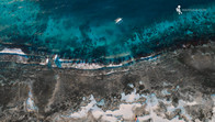 Shore in White Beach, Bohol, Philippines
