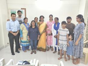 Bachflowers -Hyderabad workshop by Haripriya