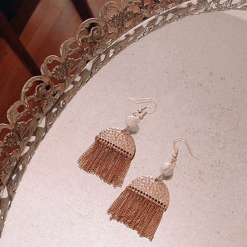 Kady Tassel Earrings