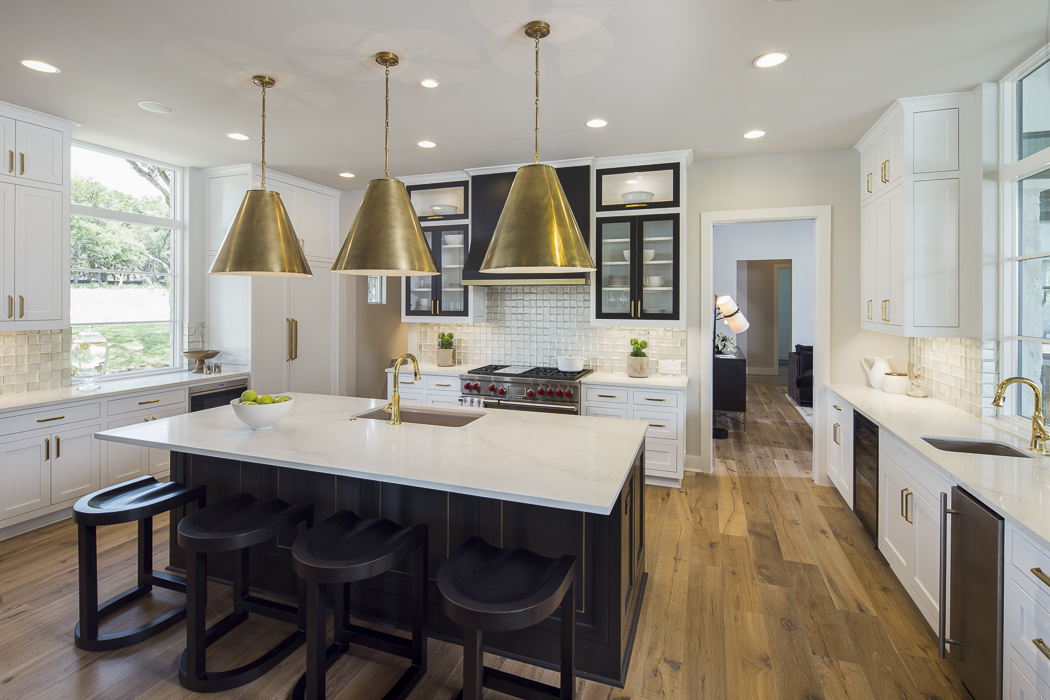 Reserve Tour - kitchen island