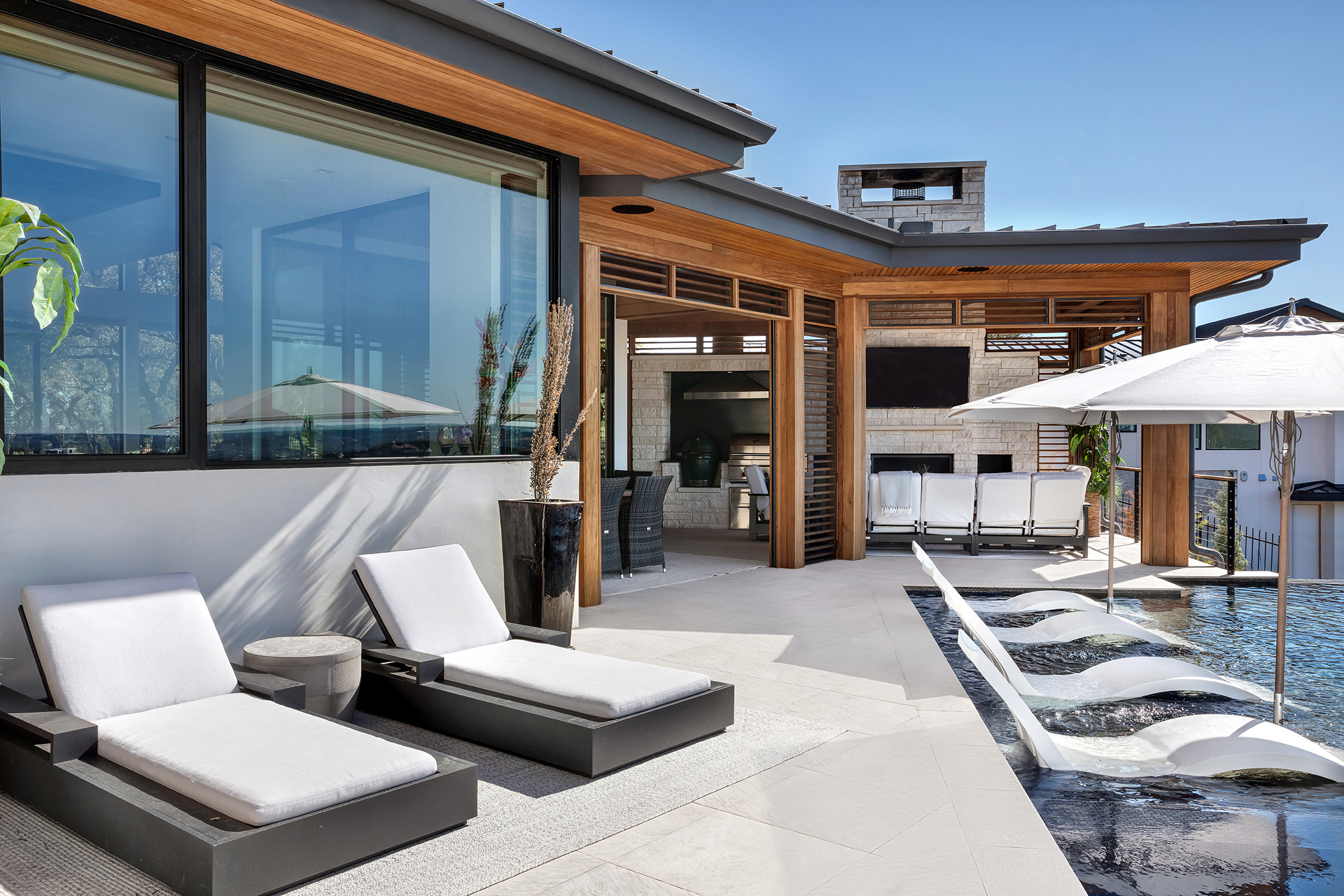 Two Coves Outdoor Living Patio