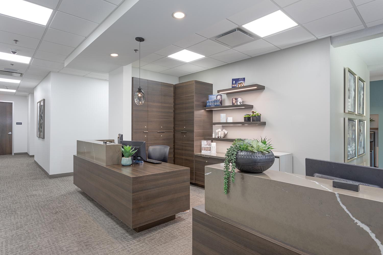 US Derm Office Area