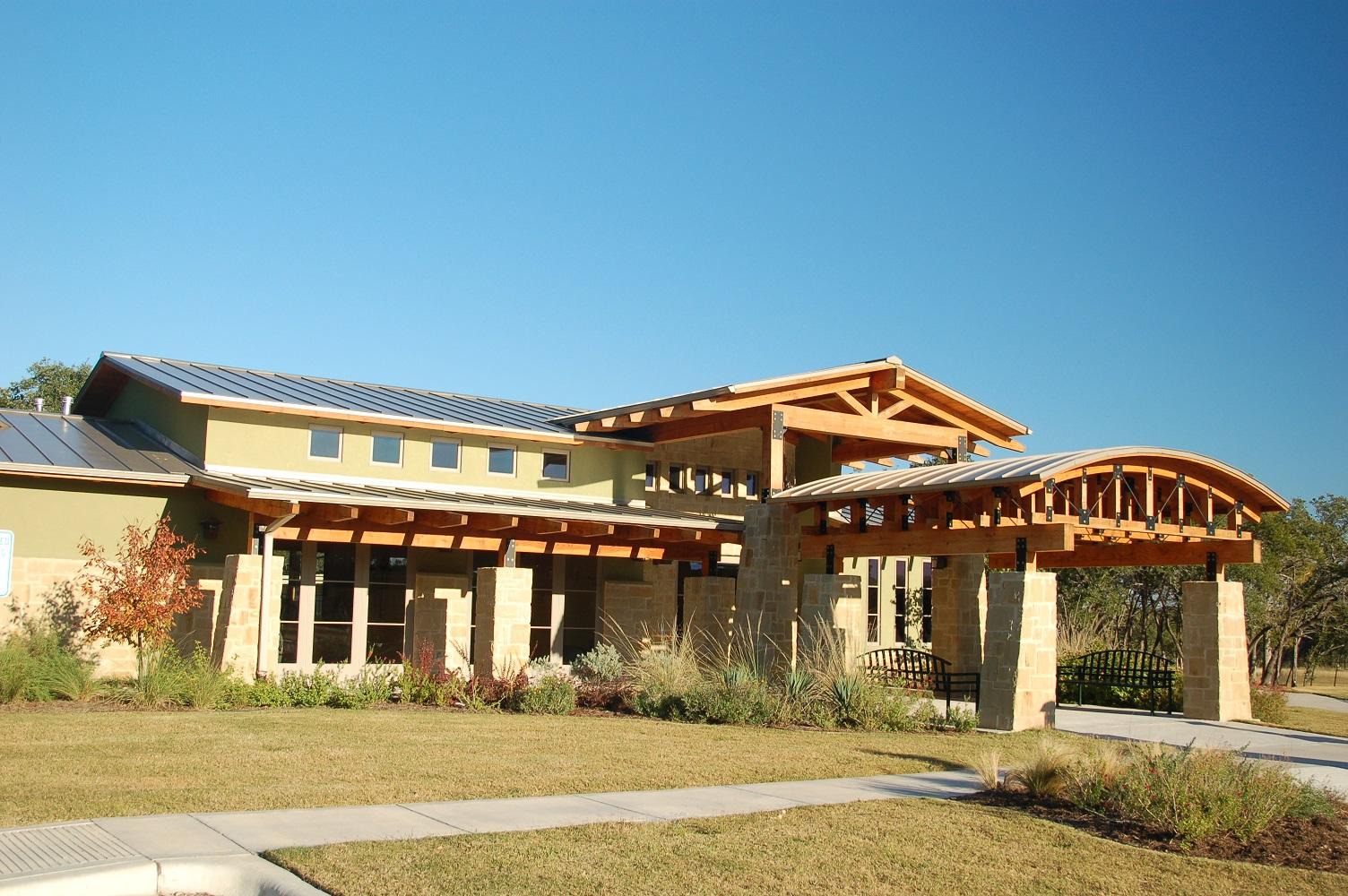 Belterra Amenity Center Exterior 2