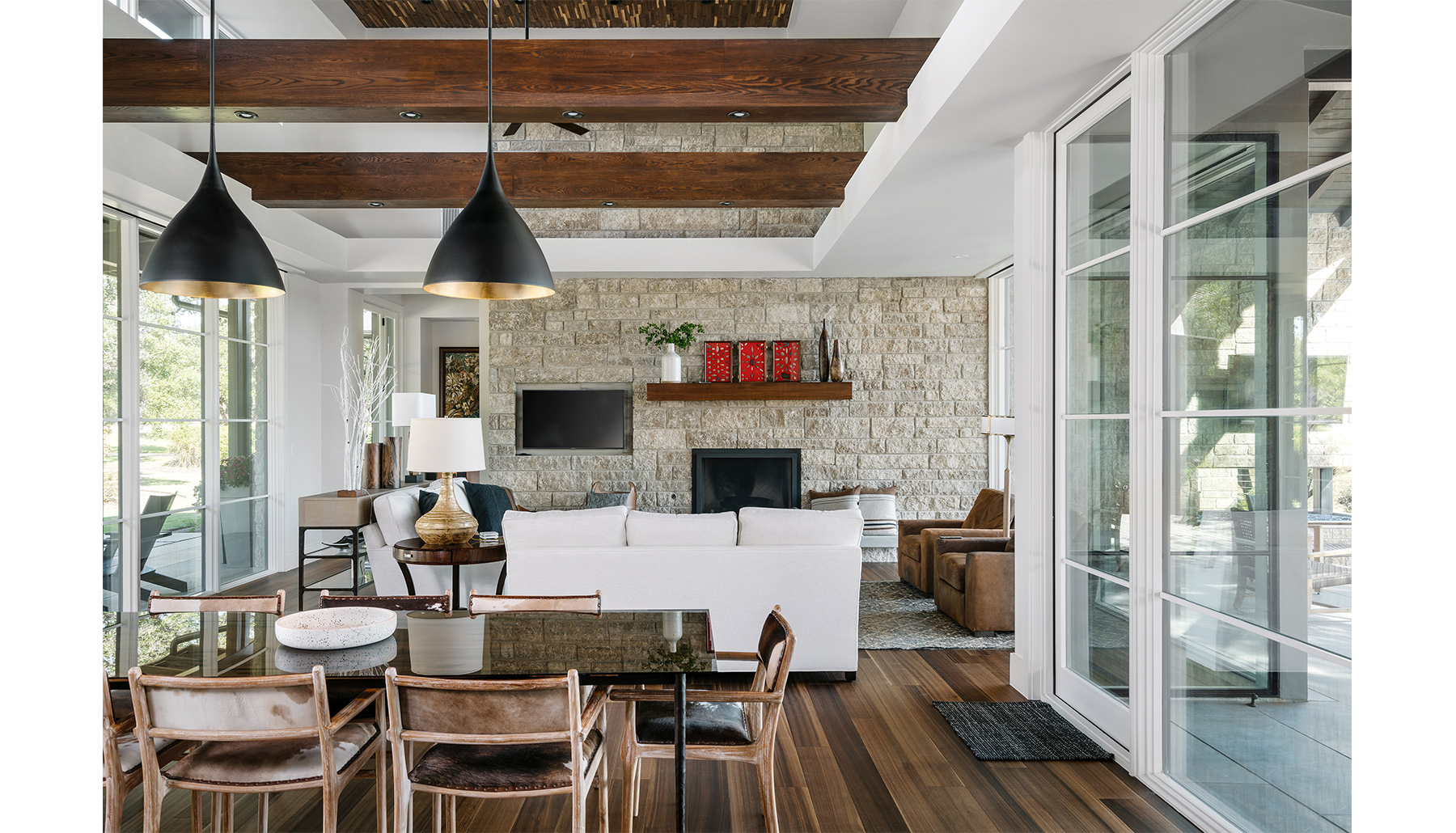 Spicewood Living Dining
