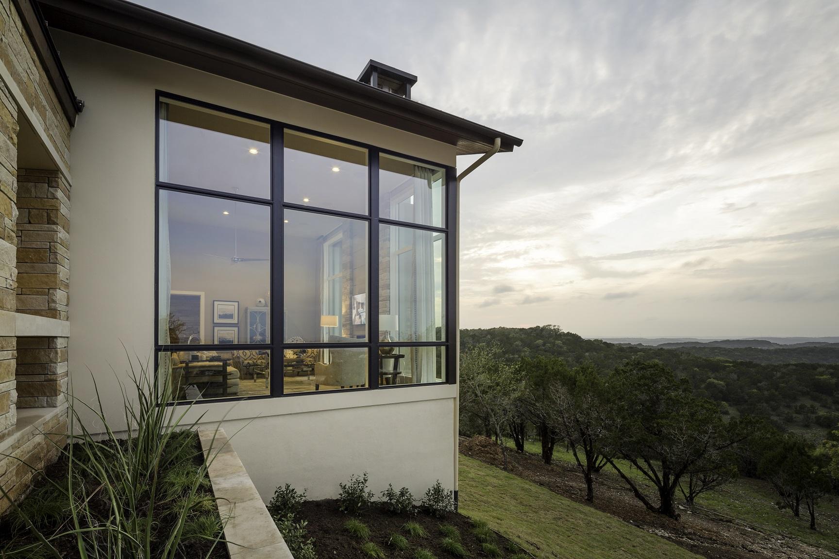 Duckhorn Residence - view