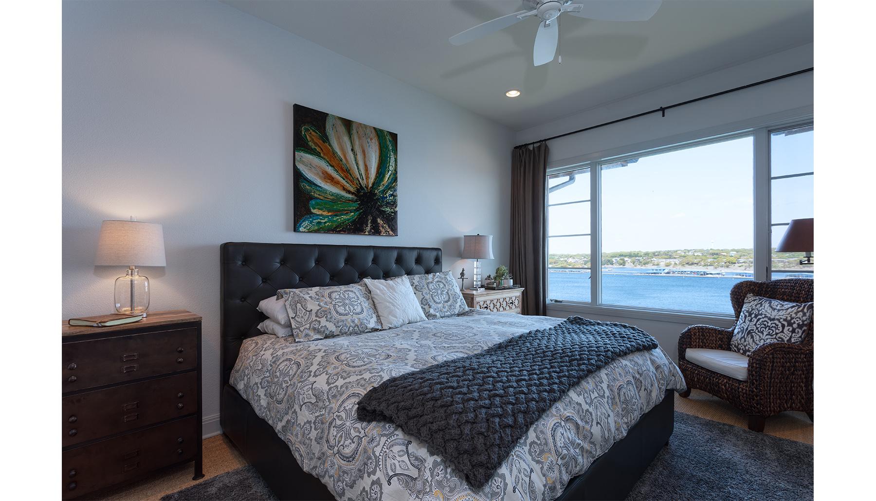 Marina Village Master Bedroom