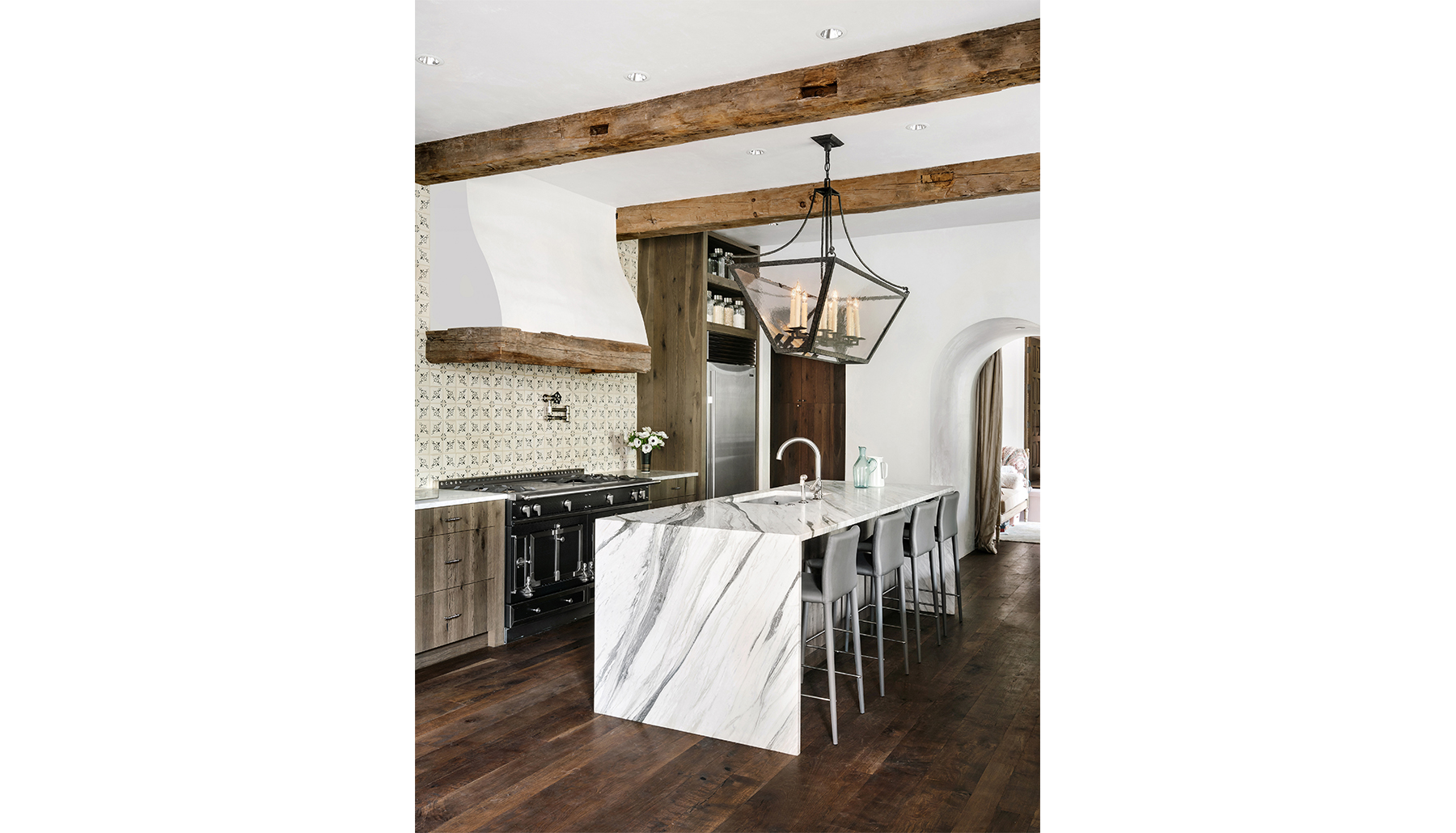Island Knoll Kitchen