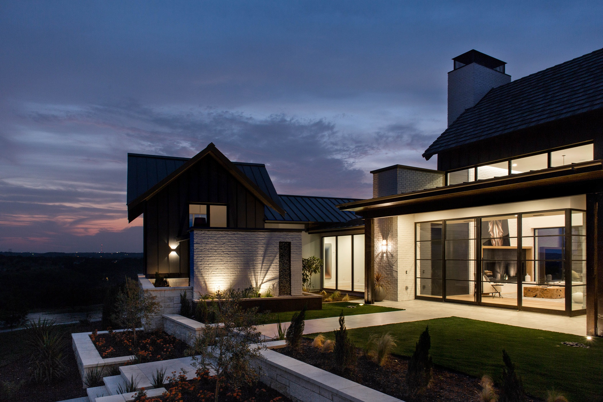 Peninsula Residence -exterior