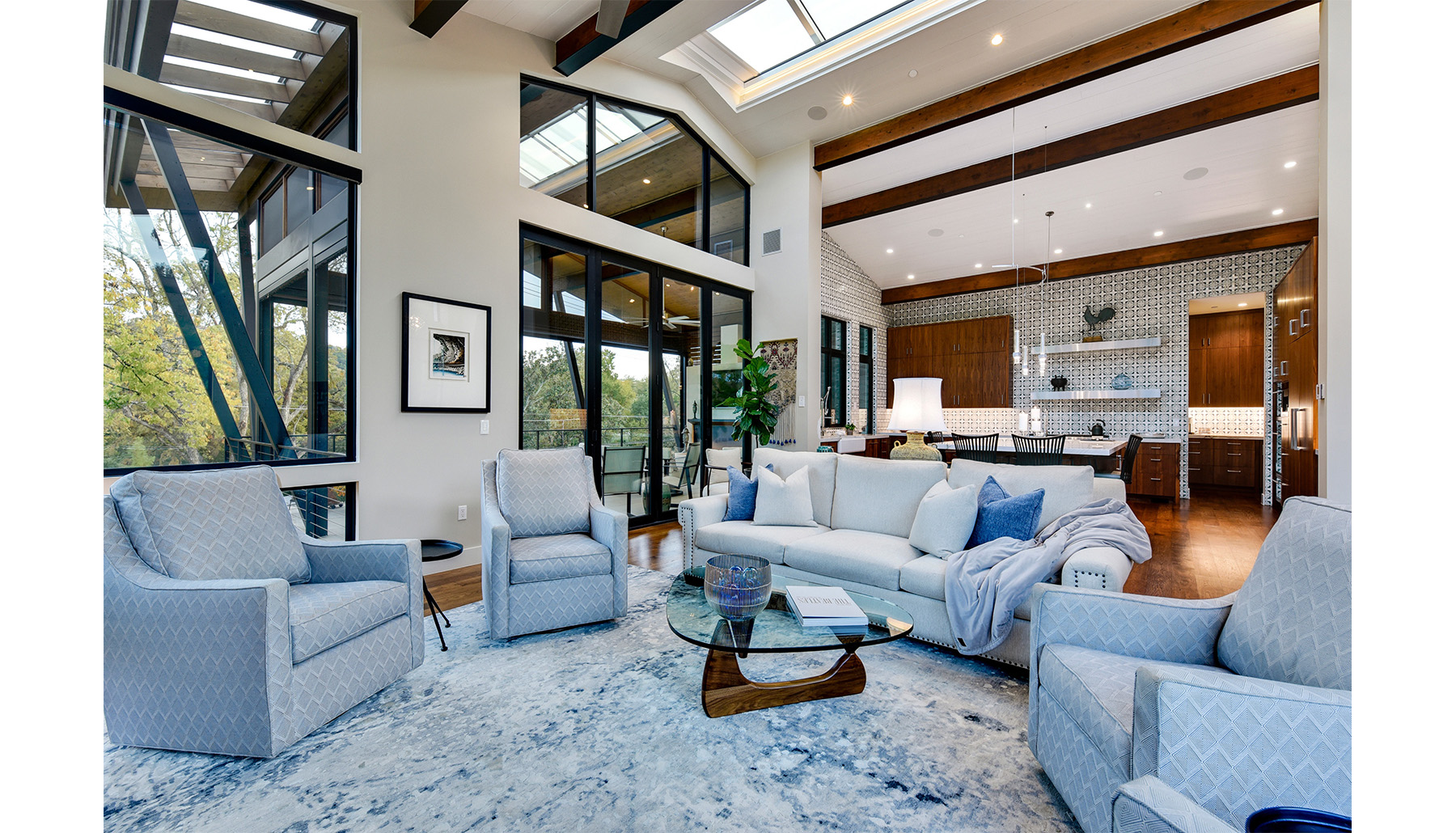 Greenshores Living Room