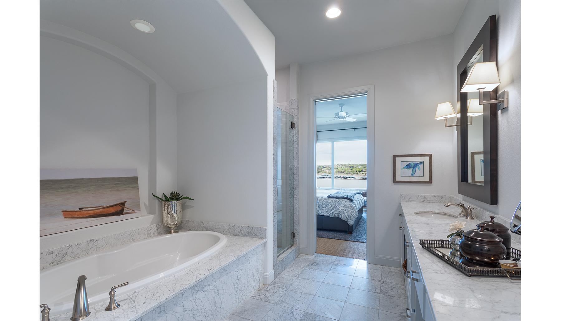 Marina Village Master Bath