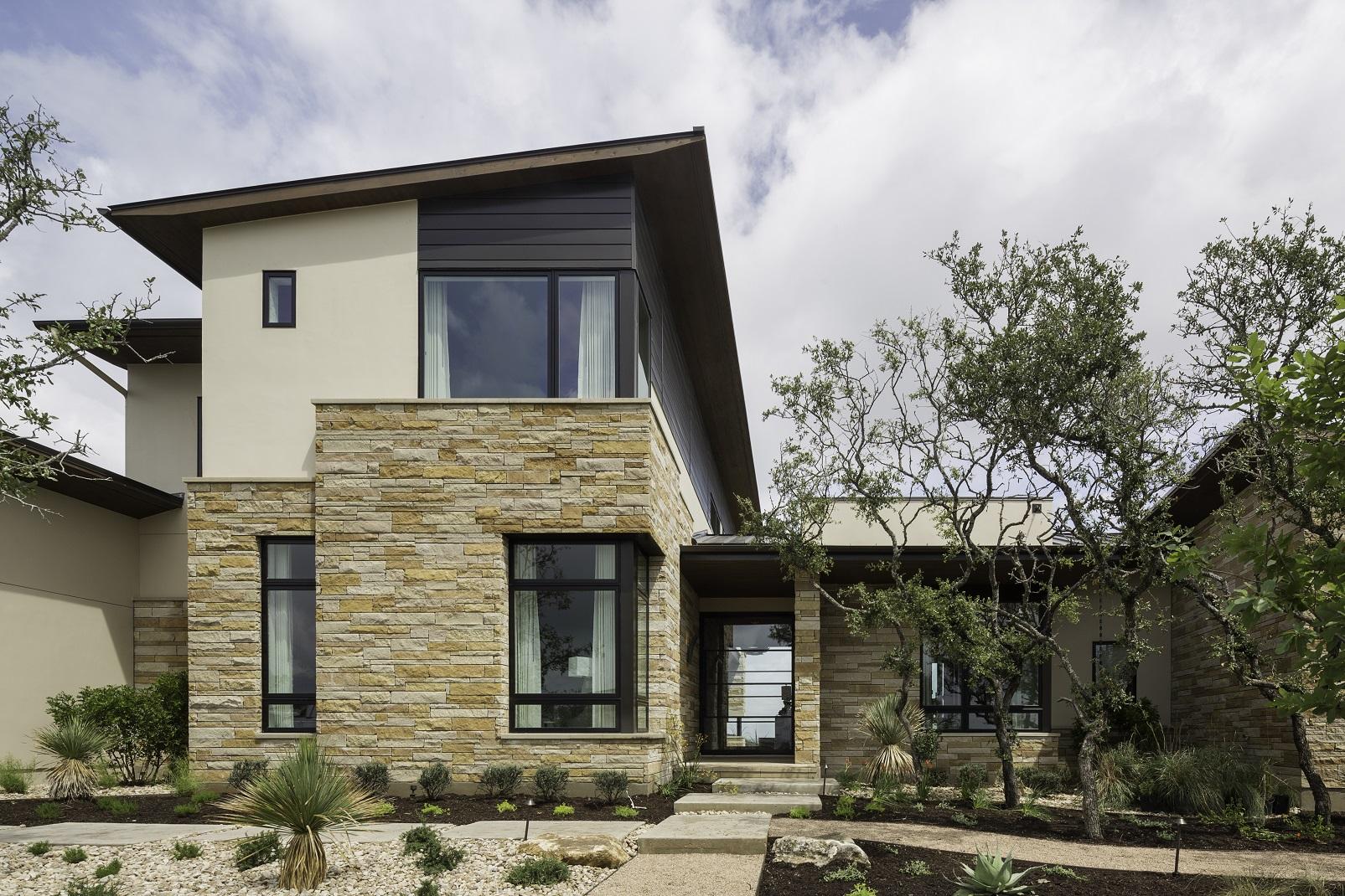 Duckhorn Residence -exterior