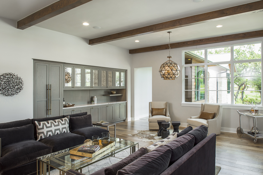 Reserve Tour - family room