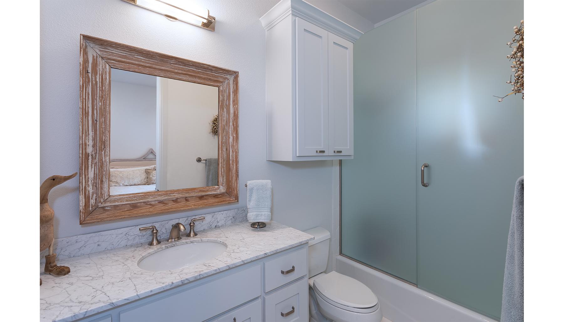 Marina Village Bathroom