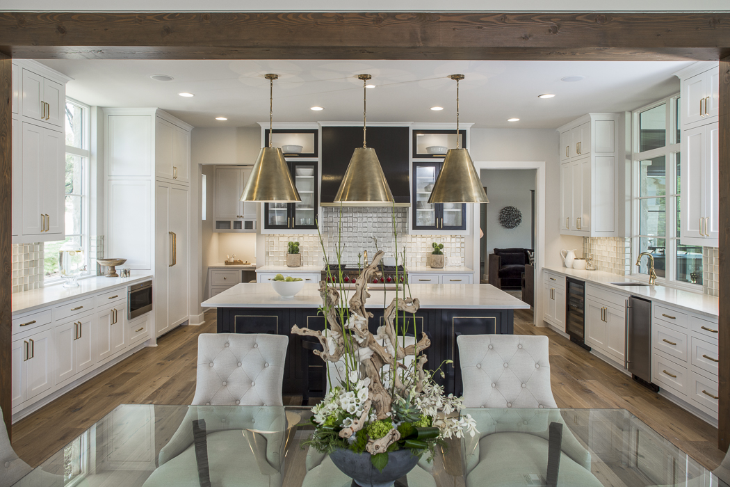 Reserve Tour - living and kitchen