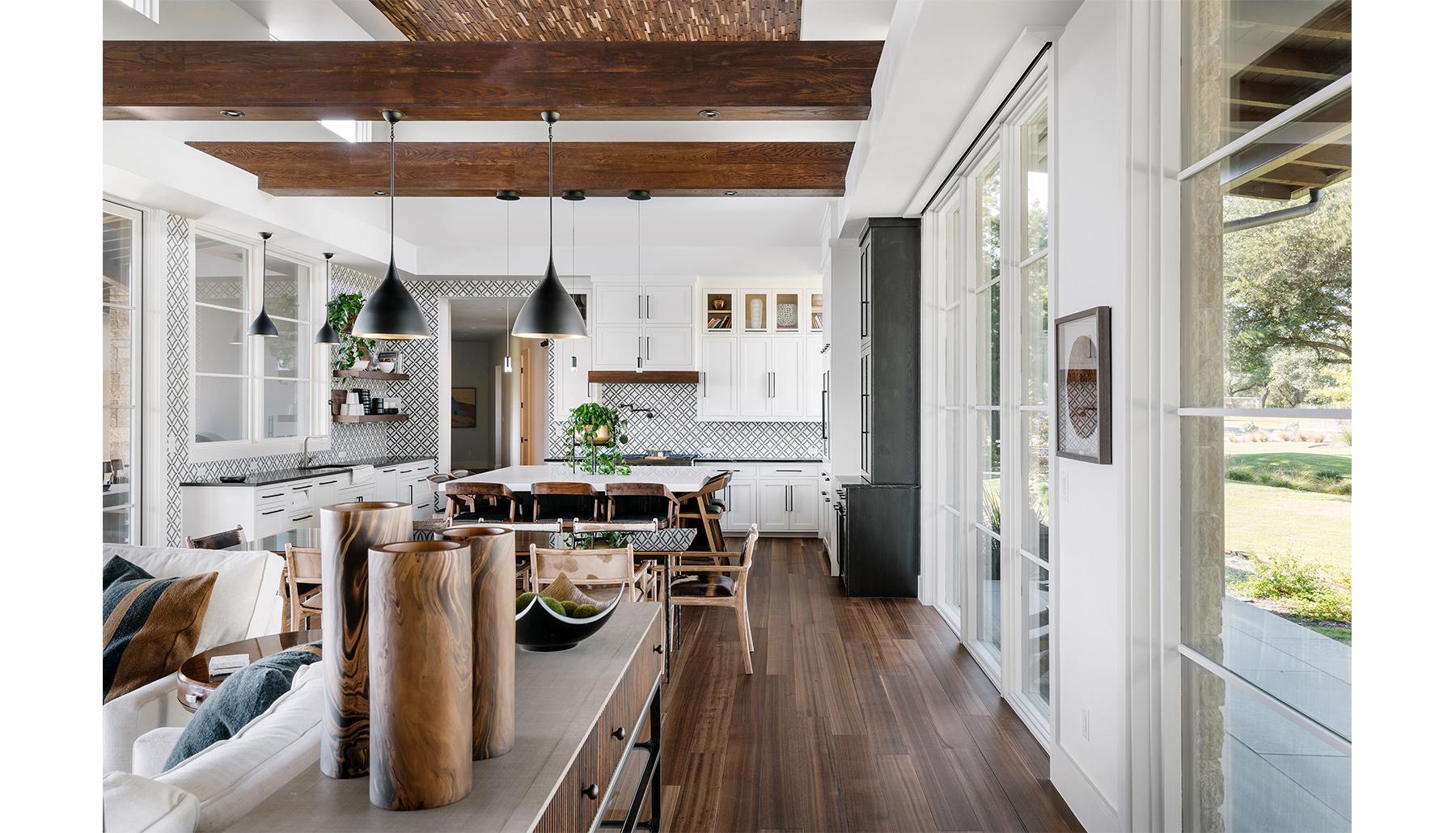 Spicewood Kitchen Overview