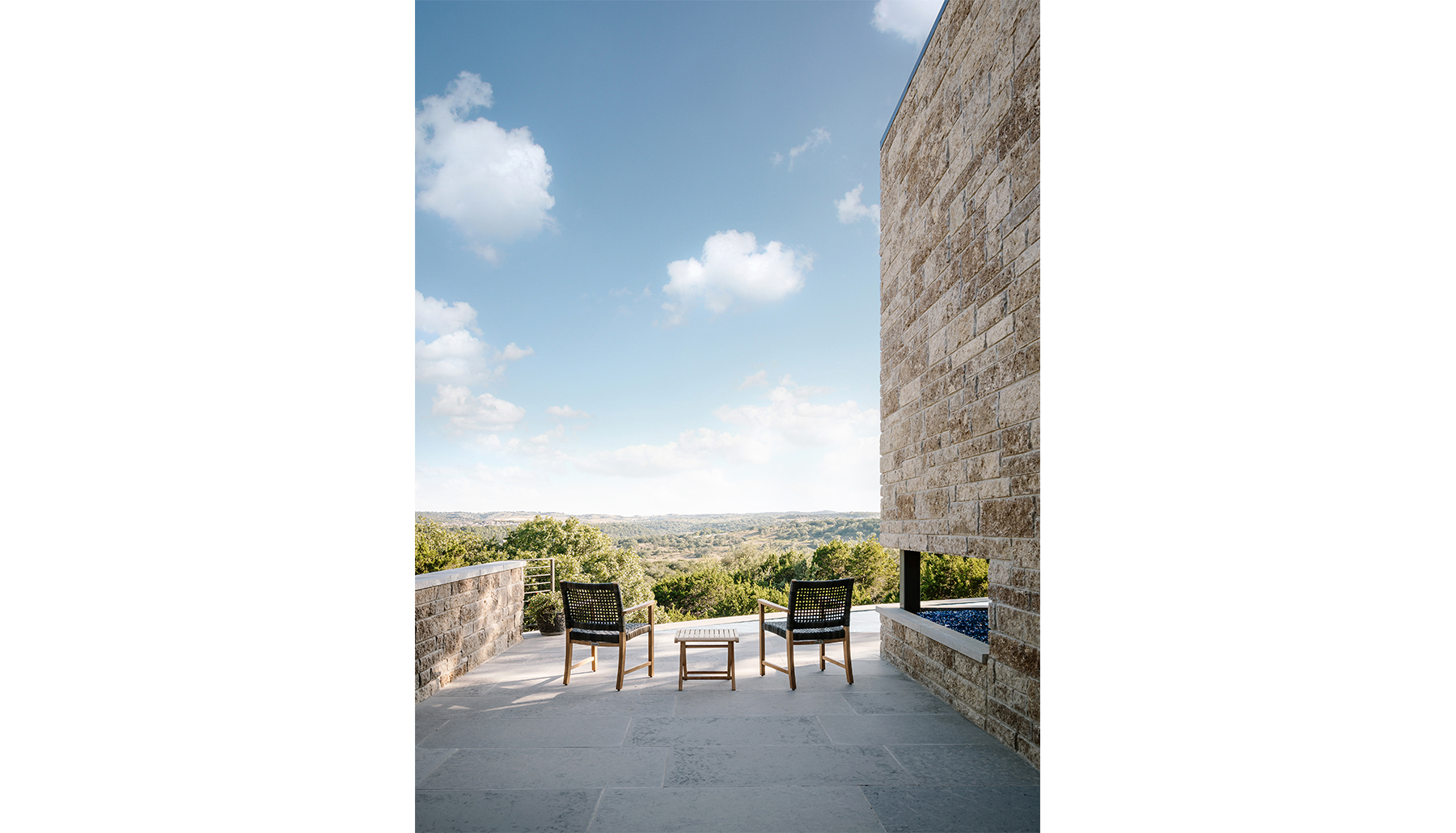 Spicewood Sitting View