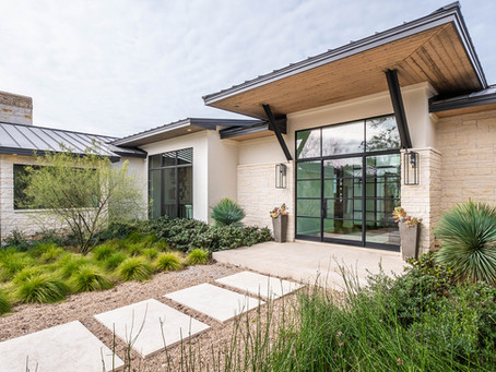 Cornerstone Architects Featured on 2020 Modern Home Tour!