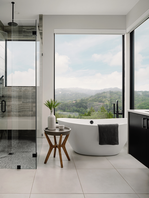 Mount Larson Master Bath