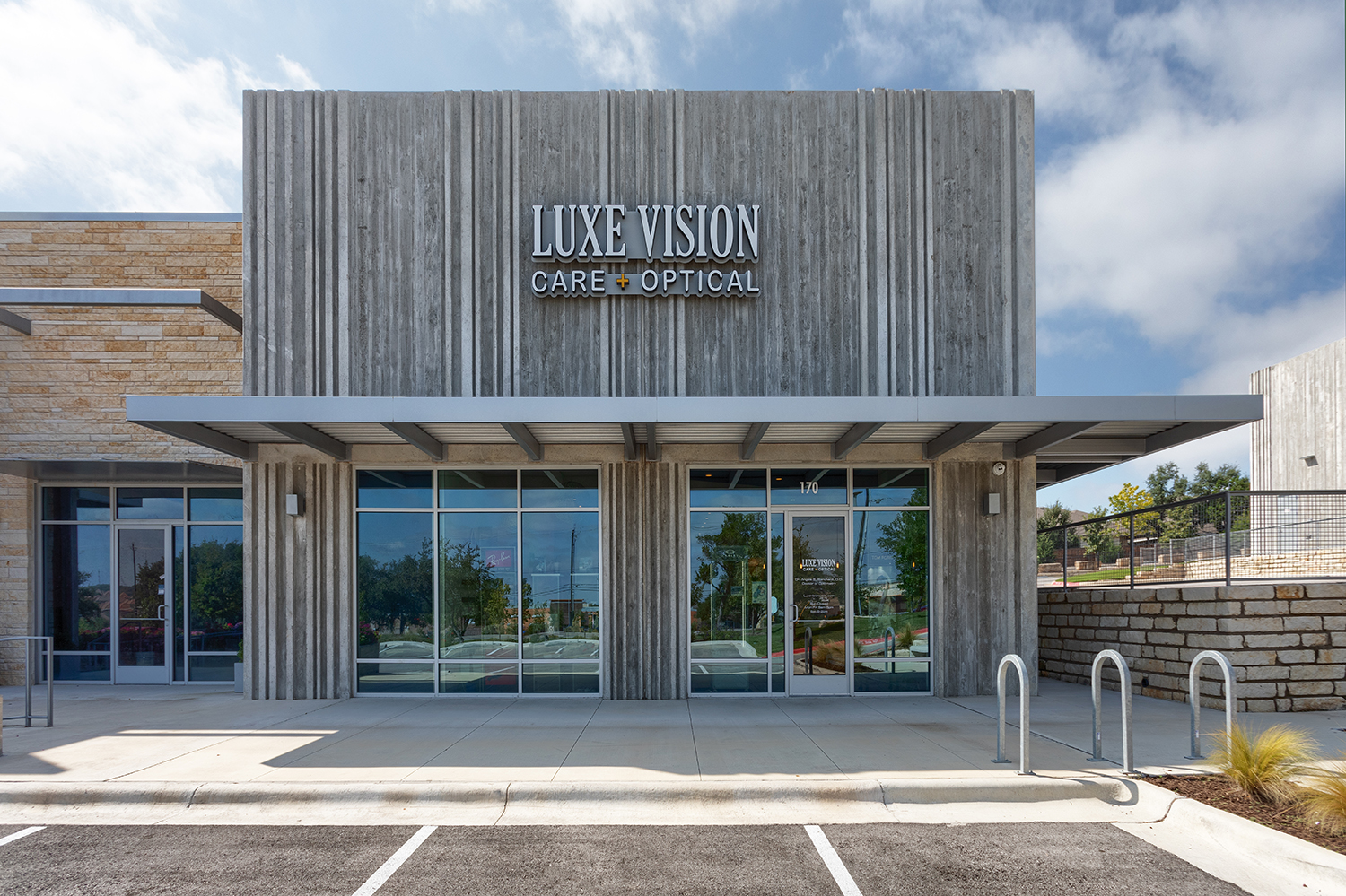 Luxe Vision Exterior